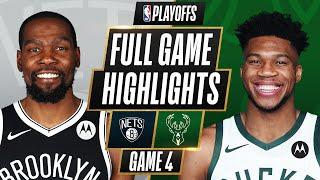 GAME RECAP: Bucks 107, Nets 96