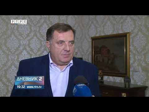 Dodik za RTRS: Izetbegović je srpski neprijatelj broj jedan