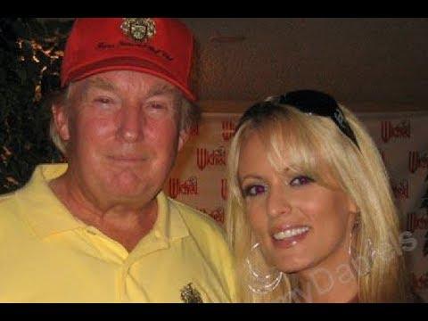 Trump Had An Affair With A Porn Star; His Lawyer Paid 130k to Hide Affair.