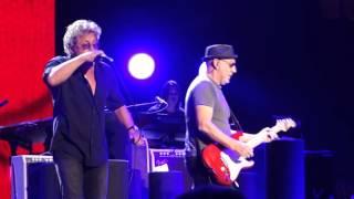 The Who - The Real Me Live - Madison Square Garden NYC - 2016-03-03