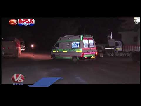 Police  Play Major Role Control Coronavirus In Telangana | V6 Teenmaar News