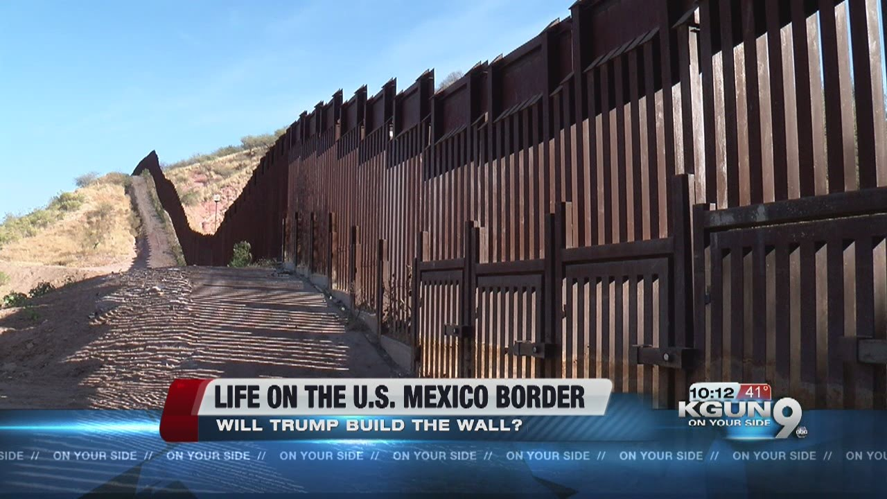 Why Build a Border Wall?