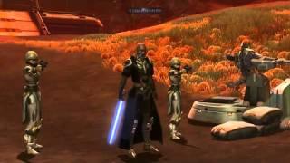 SWTOR Trailer - Sith warrior Progression