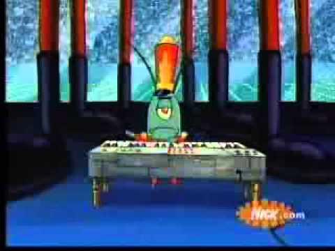 spongebob sings the final countdown