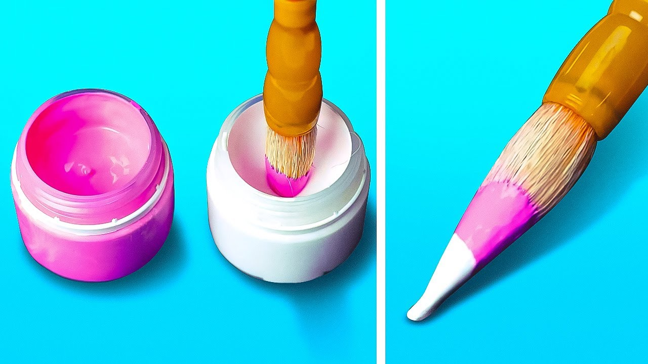 Cool Painting Tricks And Clever Drawing Tips That Will Improve Your Art Skills
