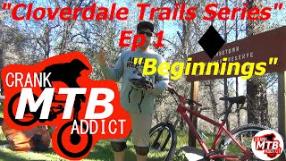 Mountain Biking Redding California - Piety Loop Connector Trail   Black Diamond