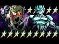 THE STRONGEST DOKKANFEST RECENTLY! 100% RAINBOW STAR METAL COOLER SHOWCASE! (DBZ: Dokkan Battle)