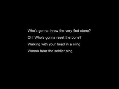 arcade fire -intervention lyrics