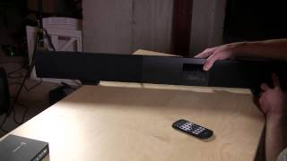 Seiki Bluetooth Sound Bar Review - SB102N