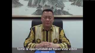 Dato Danial Tay Comunicado en Español