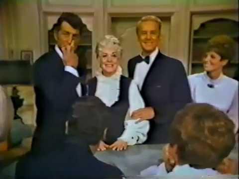 Alice Faye,  Van Johnson, 1968 TV Movie Medley