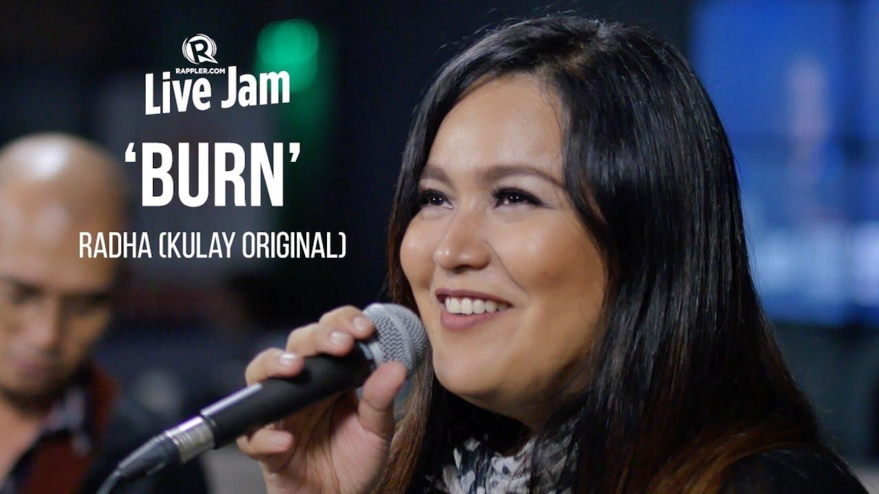 Download 'Burn' - Radha (Kulay original)