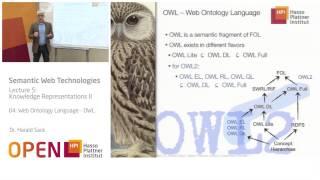05 - 04 Web Ontology Language - OWL