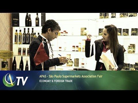 APAS - São Paulo Supermarkets Association Fair | Economy & Foreign Trade
