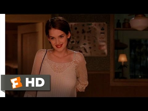 Reality Bites (8/10) Movie CLIP - You Look Like a Doily (1994) HD