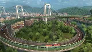 Euro Truck Simulator 2 — трейлер DLC Italia