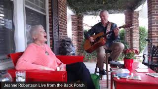 Live from the Back Porch in Sumter, SC