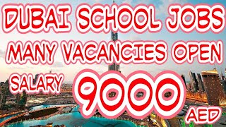 GEMS SCHOOL DUBAI OPEN NEW VACANCIES 2020, MANY VACANCIES OPEN APPLY ONLINE