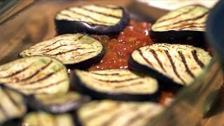 Baked Eggplant With Parmesan And Tomato Sauce / Melanzane Parmigiana