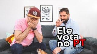 Como Convencer Seu Amigo A NÃO Votar No PT! Eleições 2018 Ft. Samuel