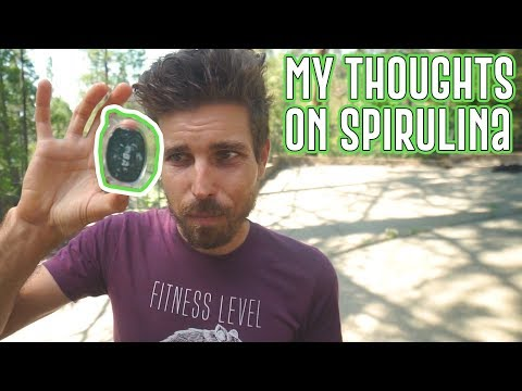 My GENUINE Thoughts about RAW Spirulina (My Son Does A Taste Test)