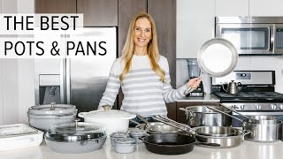 MY FAVORITE COOKWARE | best pots and pans worth the money (on black friday and cyber monday)