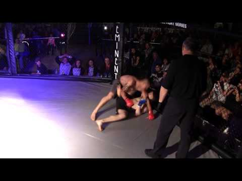 Zach Mills vs Evian Rodriguez XFS ANGER May 2, 2014