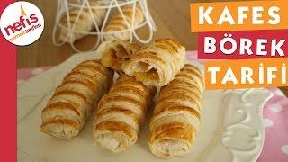 Kafes Börek Tarifi - Börek Tarifleri - Nefis Yemek Tarifleri