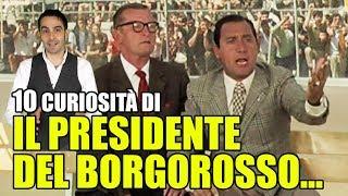 """🌟 10 curiosità di 🎥 """"Il Presidente del Borgorosso Football Club"""" - ScuolaDiCult"""