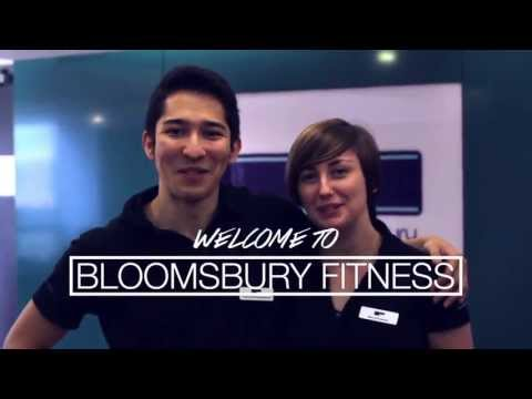 Welcome to Bloomsbury Fitness...