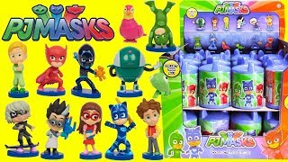 PJ MASKS Headquarters Capsules Surprise with Owlette, Catboy & Gekko