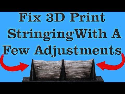 3D Printer Mono Price Mini Delta ( Stringing Fix)
