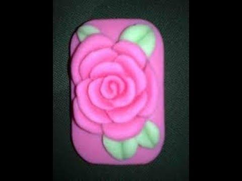 Kerajinan Bunga Cantik Dari Sabun Youtube