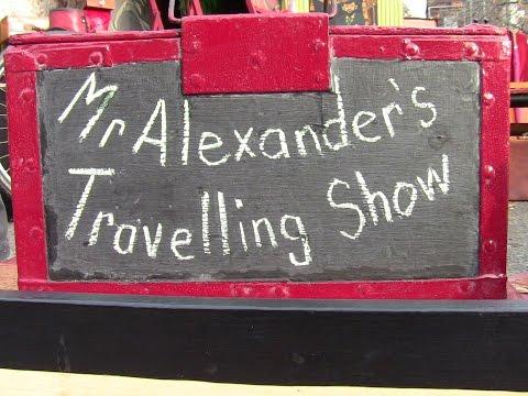 Mr Alexander Travelling Show in Portsmouth Nov