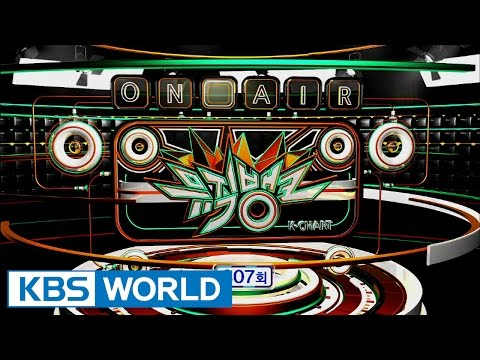 [Music Bank K-Chart] 3rd Week of October (2015.10.16)