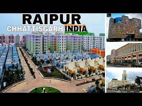 RAIPUR : Chhattisgarh (India)|Plenty Facts|Raipur-Largest City of Chhattisgarh|Raipur City
