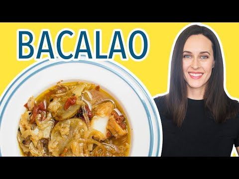 Bacalao: Norwegian Fish Stew Recipe - How To Make Bacalao