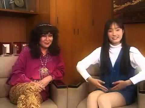 Machiko Soga (Bandora) and Reiko Chiba (Mei/Ptera Ranger) Jiraiya