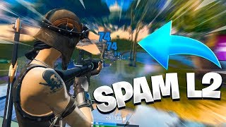The REAL REASON They hate the SPAMS L2 at FORTNITE