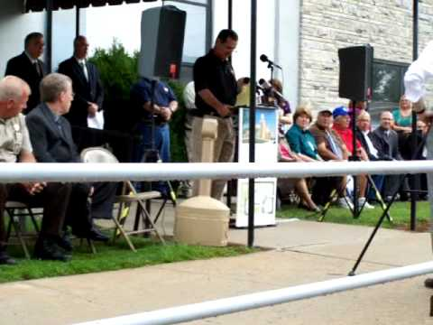 Union County Courthouse Groundbreaking 2011 - Part 1 of 2