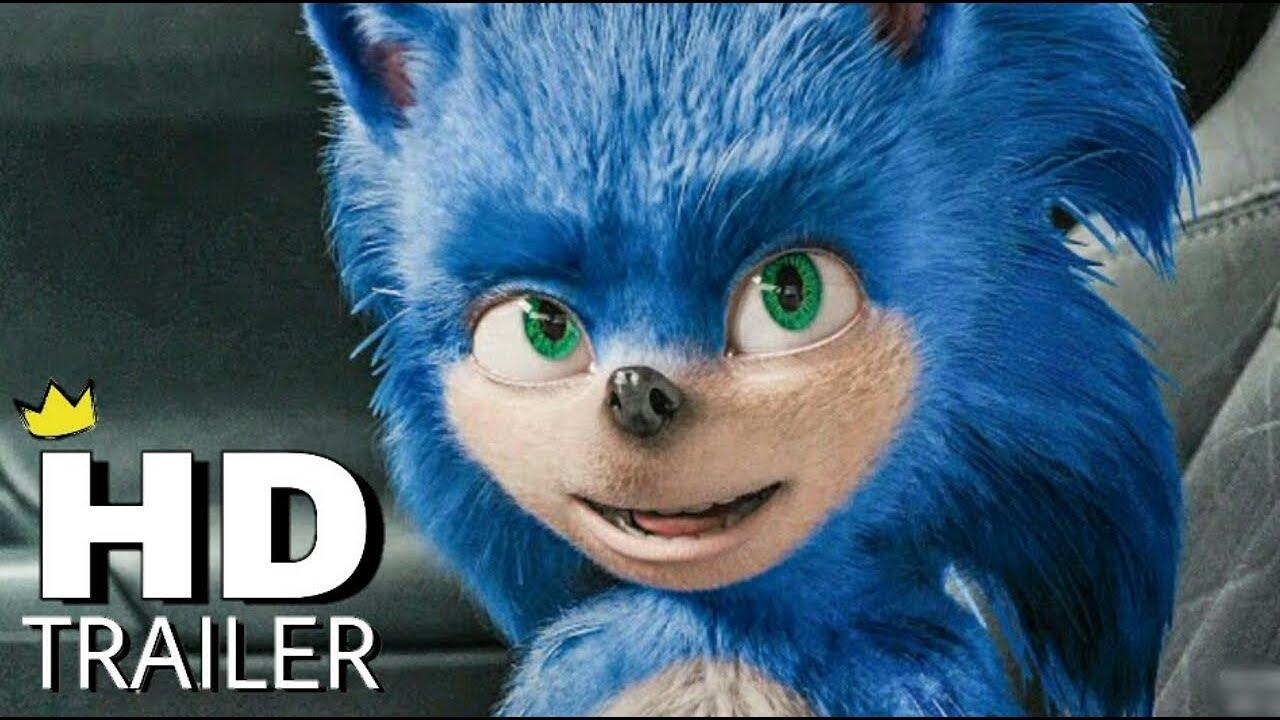 Sonic La Película Trailer 1 Español Latino Youtube