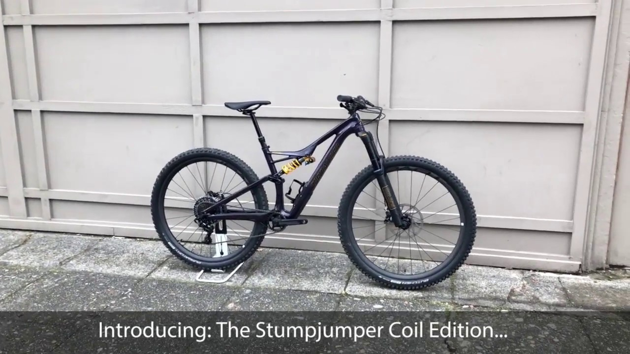 2018 Specialized Stumpjumper Coil