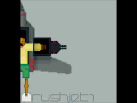 RUSHJET1 // THE BATTLE CONTINUES