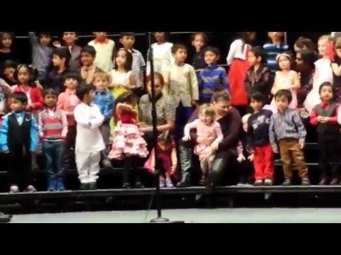 2015-12-11 Americas Child Montessori Christmas Performance