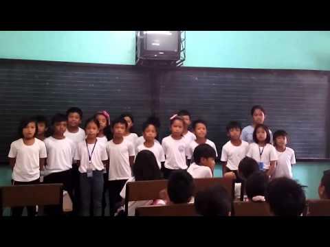 "San Pablo Elementary School - 4 Bonifacio ""Shiela Sells Seashells"""