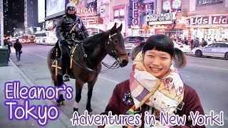 Adventures in New York City - Elleanor