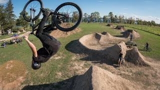MTB Dirt Jumping - UT 39: The Brose Farm - The Rise MTB
