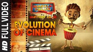 Evolution Of Cinema Video Song || Masala Padam || Mirchi Shiva, Bobby Simha, Gaurav, Lakshmi Devy
