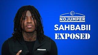 SahBabii Exposed