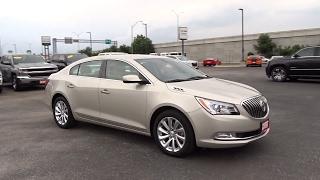 2014 Buick LaCrosse Austin, San Antonio, Bastrop, Killeen, College Station, TX 371654A